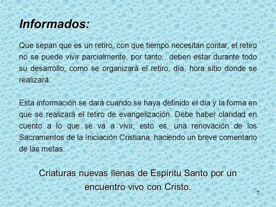 Informados: