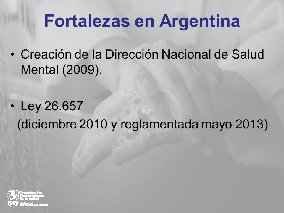 Fortalezas en Argentina