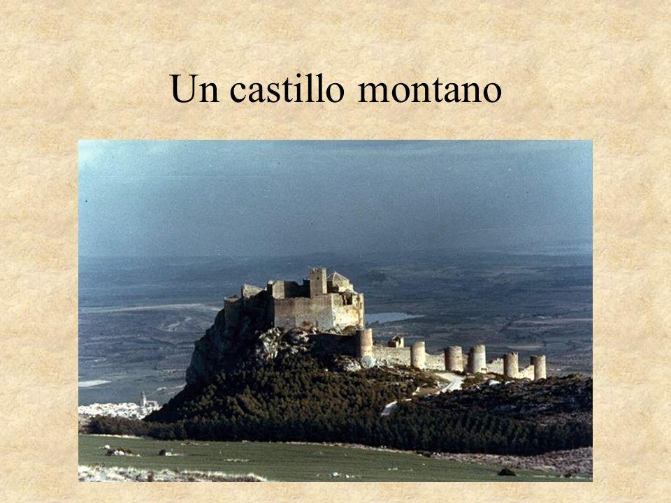 Un castillo montano