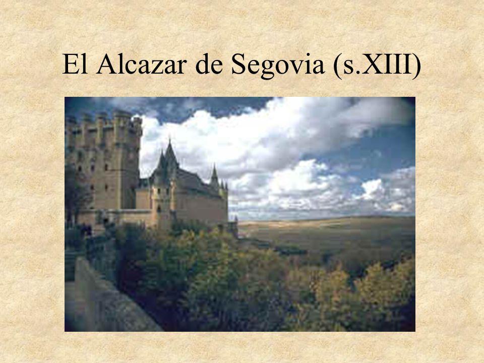 El Alcazar de Segovia (s.XIII)