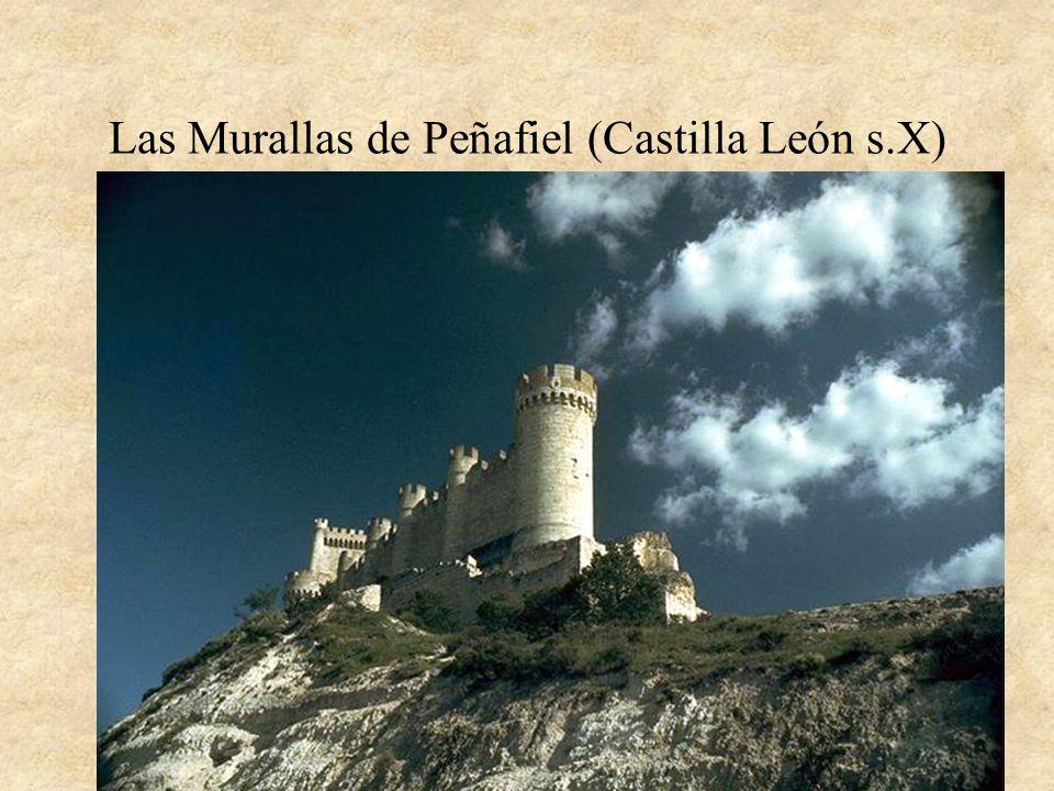 Las Murallas de Peñafiel (Castilla León s.X)