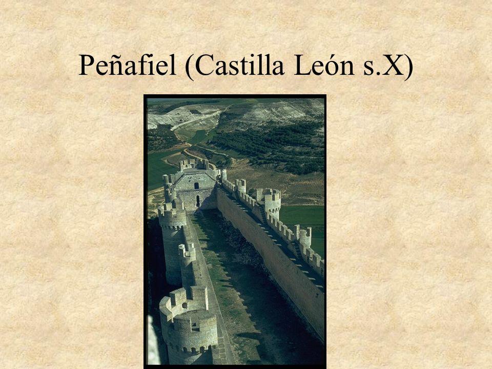 Peñafiel (Castilla León s.X)