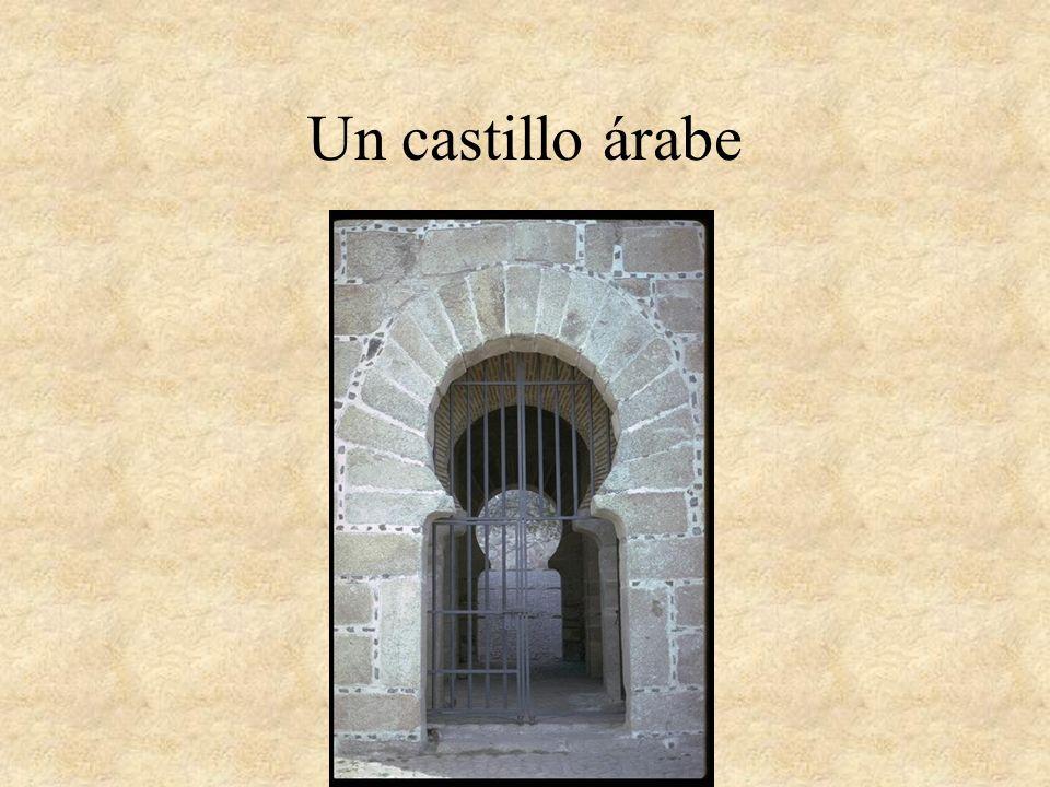 Un castillo árabe