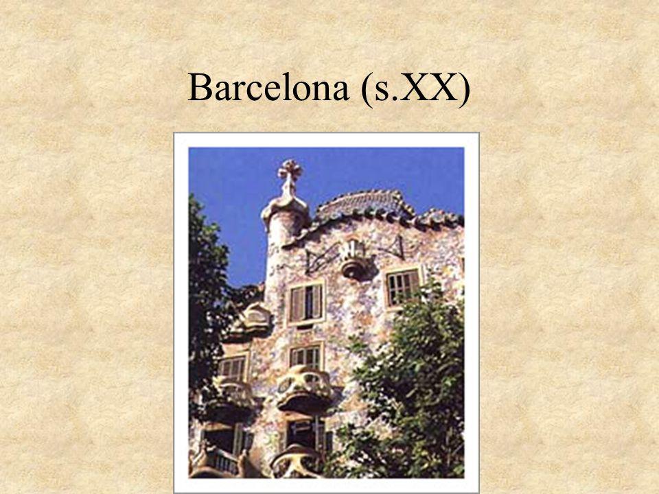 Barcelona (s.XX)