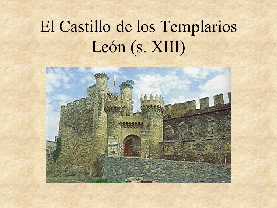 El Castillo de los Templarios León (s. XIII)