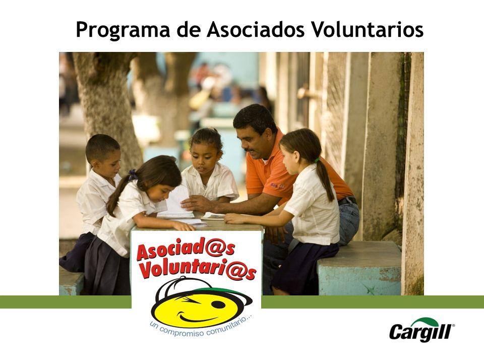 Programa de Asociados Voluntarios