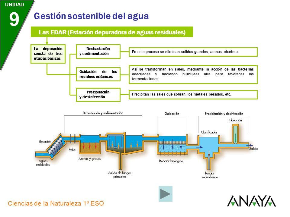 Las edar estaci n depuradora de aguas residuales ppt for Depuradora aguas residuales