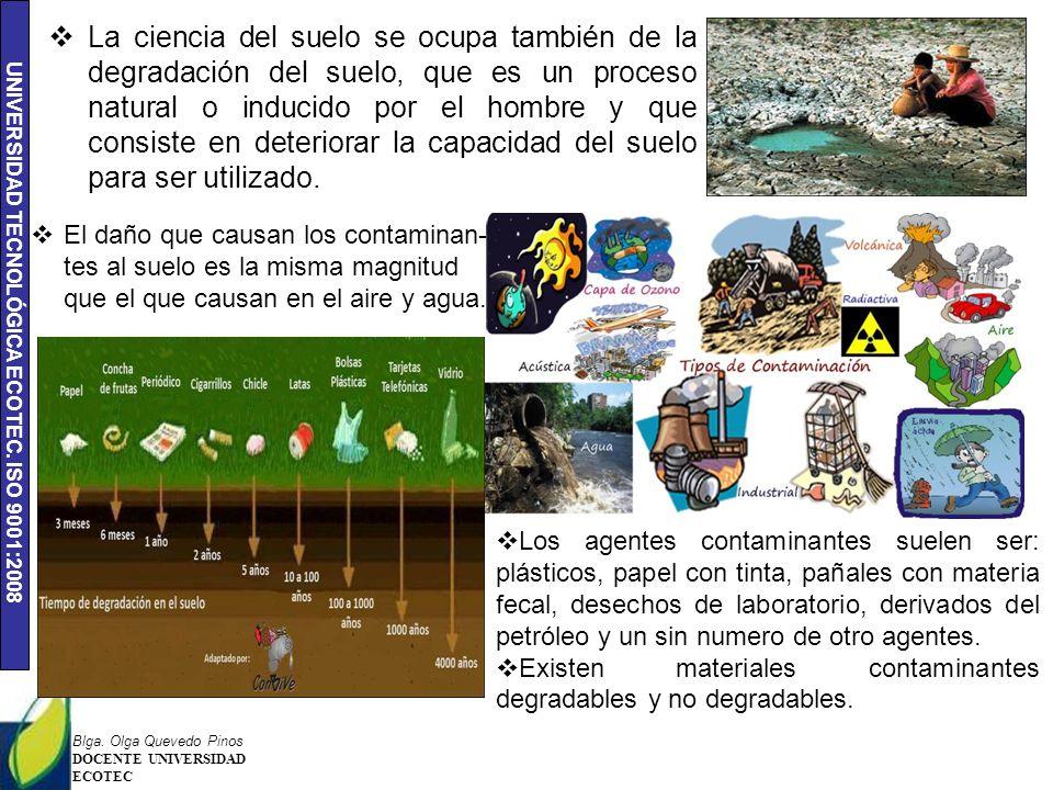 Ecologia y medio ambiente ppt descargar for Que es la clausula suelo de los bancos