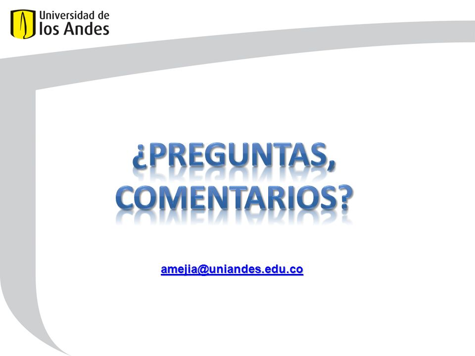 ¿PREGUNTAS, COMENTARIOS