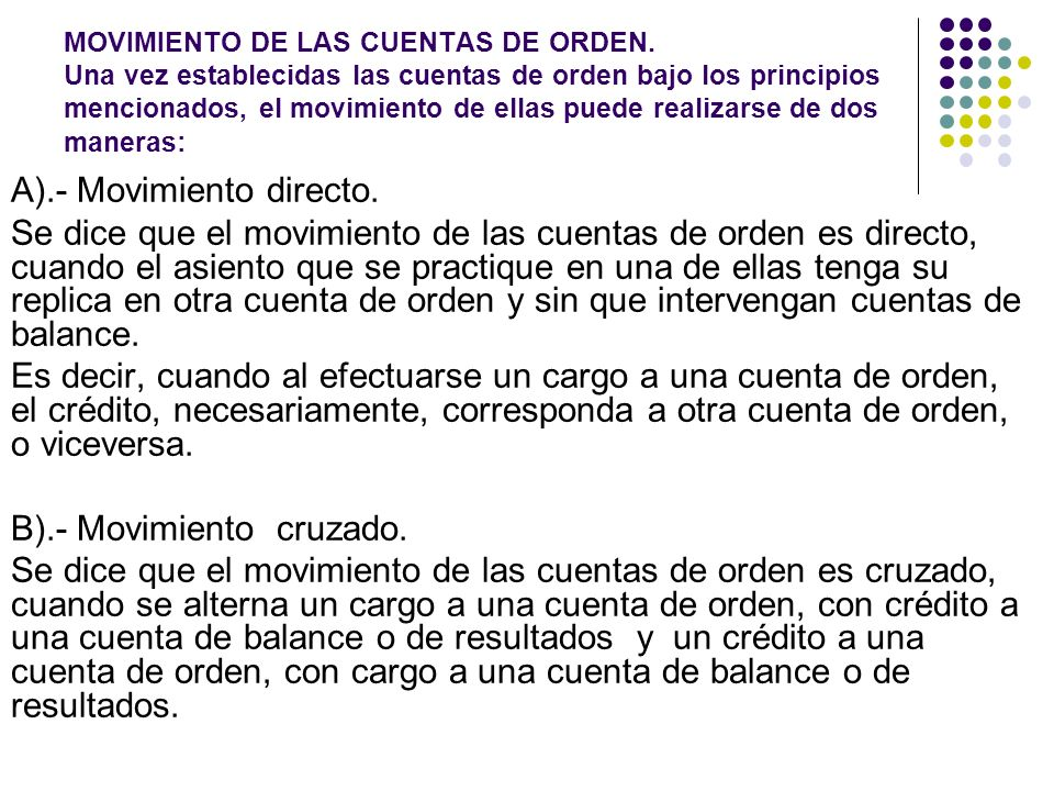 A).- Movimiento directo.