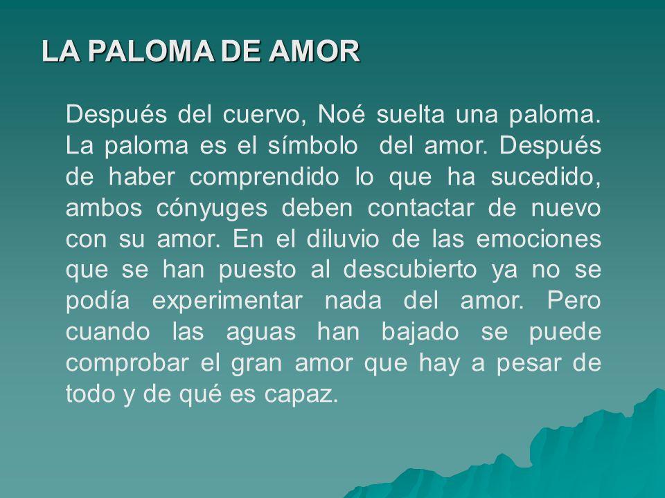 LA PALOMA DE AMOR