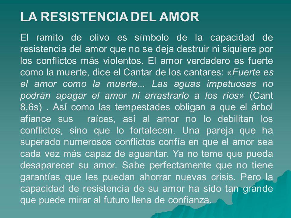 LA RESISTENCIA DEL AMOR