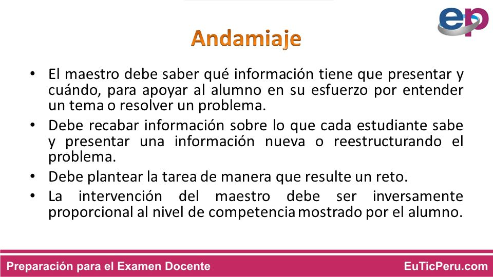 Andamiaje