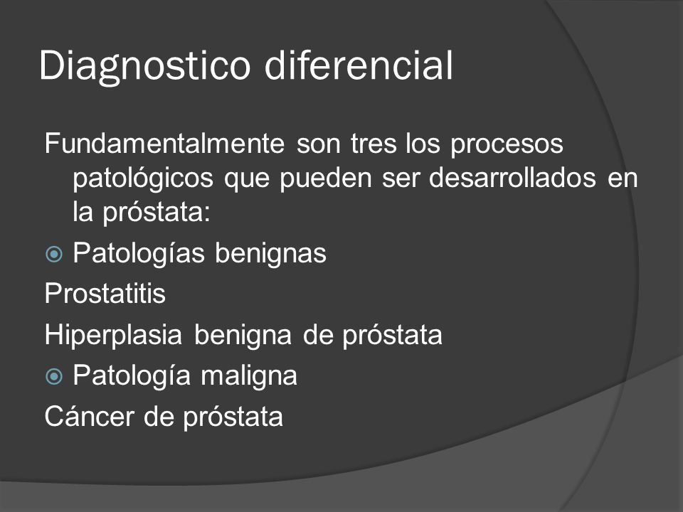 Diagnostico diferencial