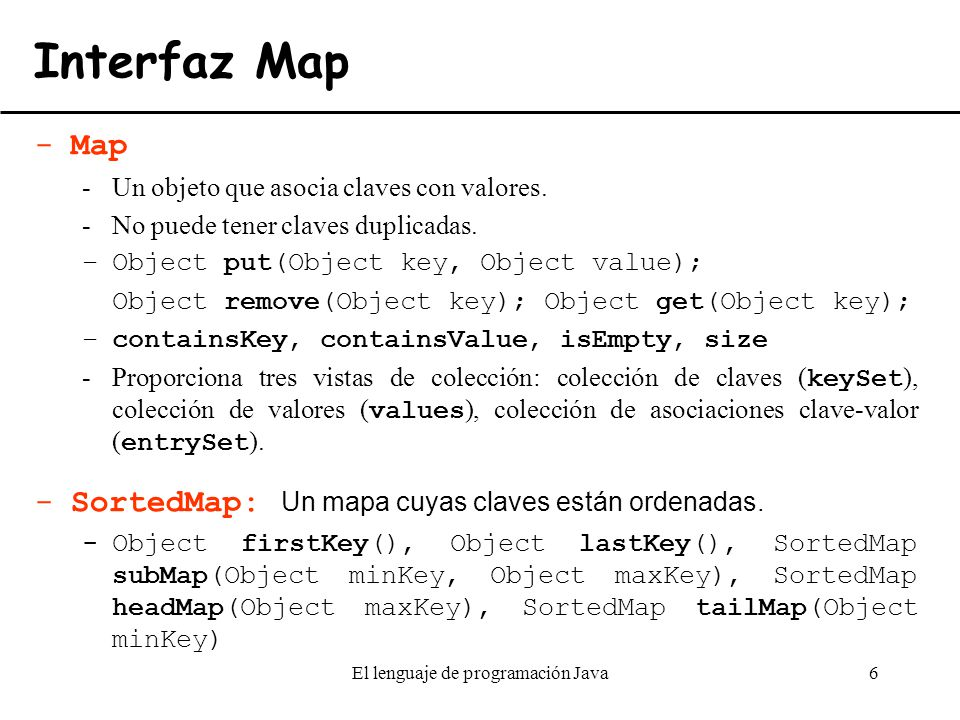El lenguaje de programacin java ppt descargar el lenguaje de programacin java urtaz Gallery