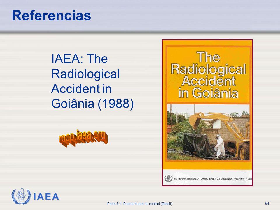 Referencias rpop.iaea.org