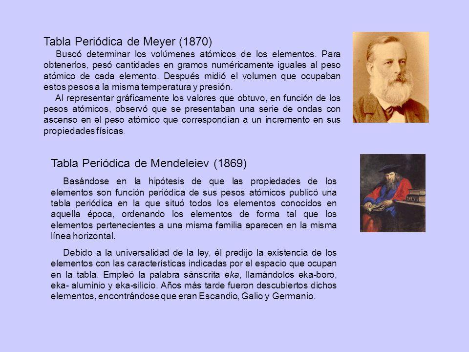 Tema 2 estructura de la materia y sistema peridico 2 parte 5 tabla peridica de meyer urtaz Image collections