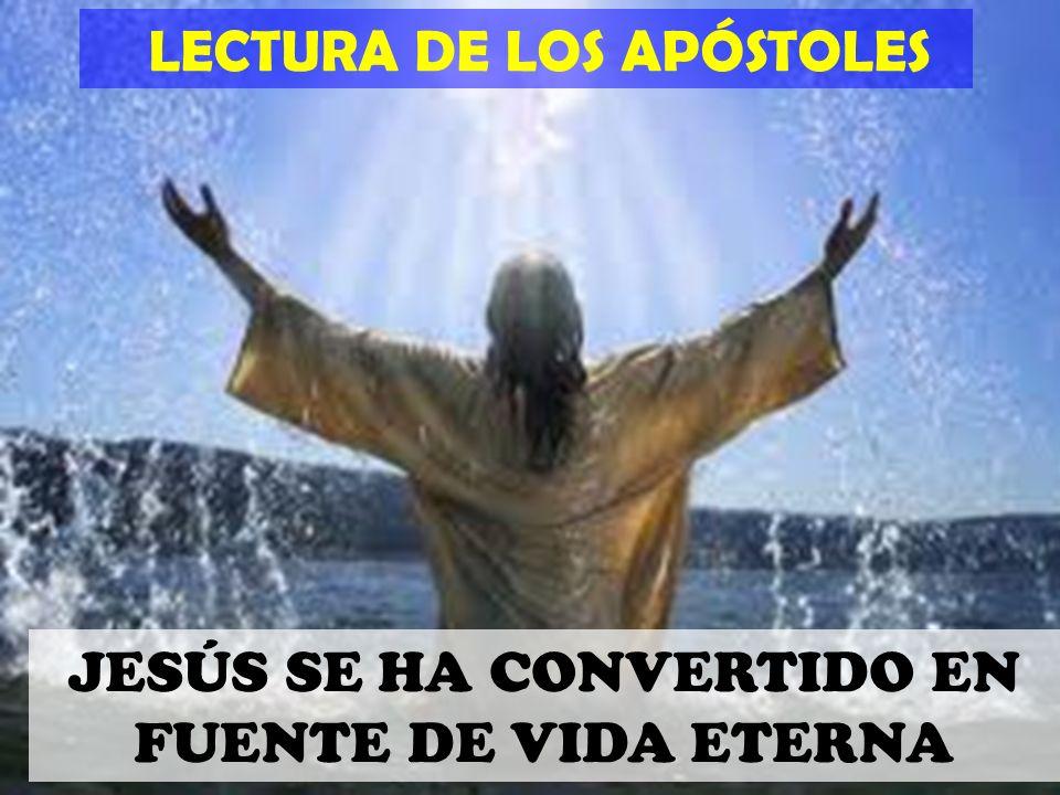 LECTURA DE LOS APÓSTOLES