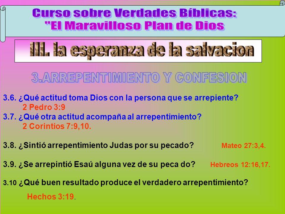 Arrepentimiento Y Confesión C