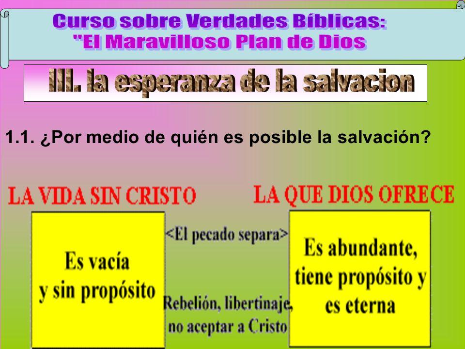 Por medio de Quien Curso sobre Verdades Bíblicas: