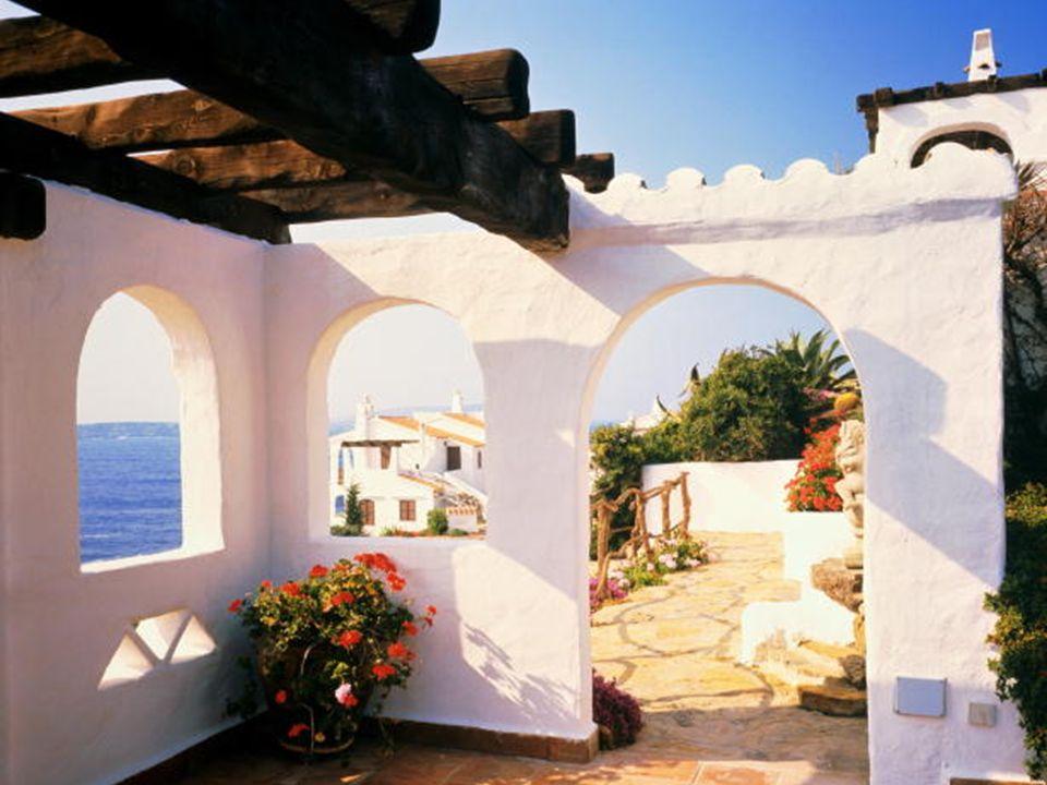 Una casa en Mallorca. ¿ Qué mar es
