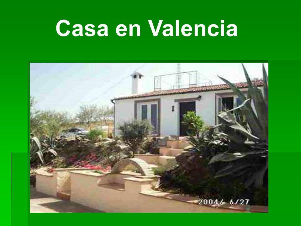 Casa en Valencia¿Donde está Valencia. ¿Qué tipo de clima hay.