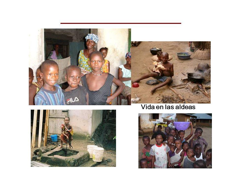 Vida en las aldeas