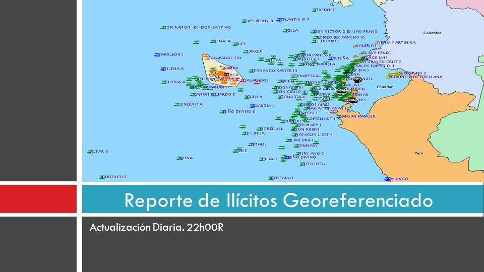 Reporte de Ilícitos Georeferenciado