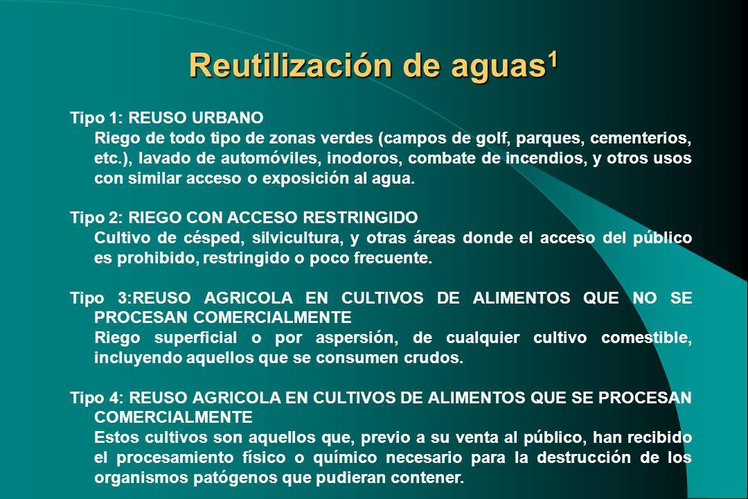 Reutilización de aguas1