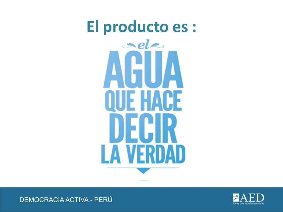 El producto es :