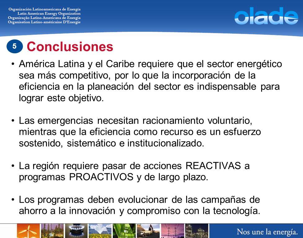 Conclusiones5.