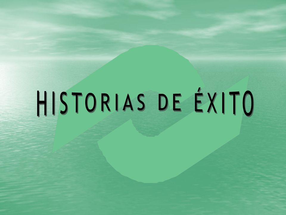 HISTORIAS DE ÉXITO