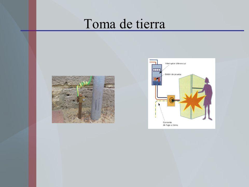 Instalaciones el ctricas dom sticas ppt descargar for Instalar toma de tierra