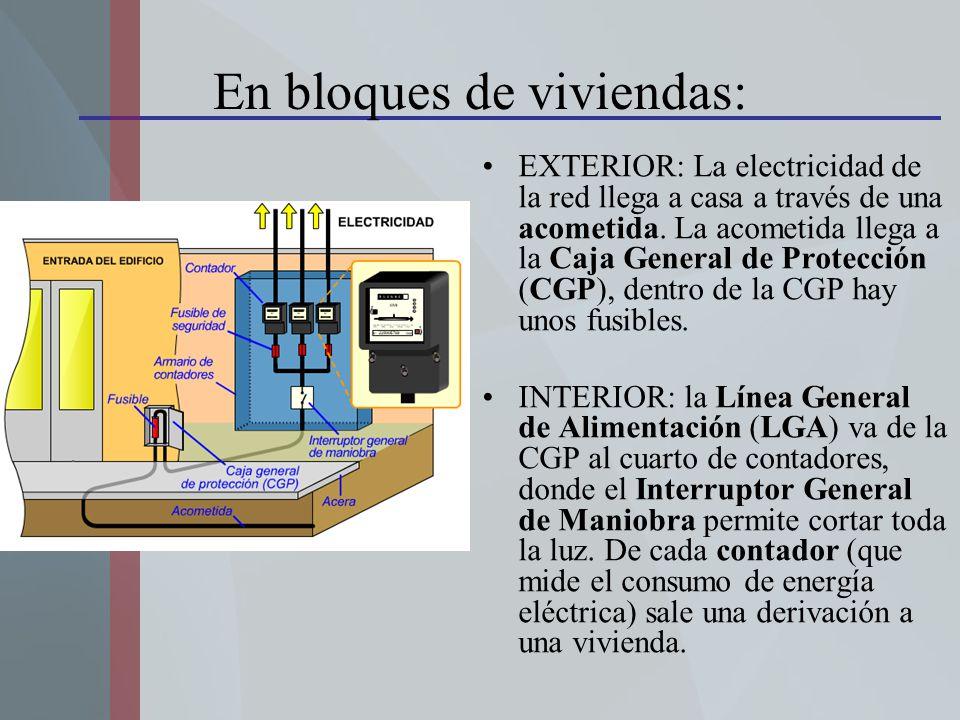 Instalaciones el ctricas dom sticas ppt descargar for Instalacion electrica de una vivienda paso a paso