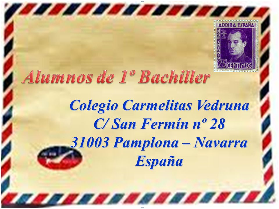 Colegio Carmelitas Vedruna