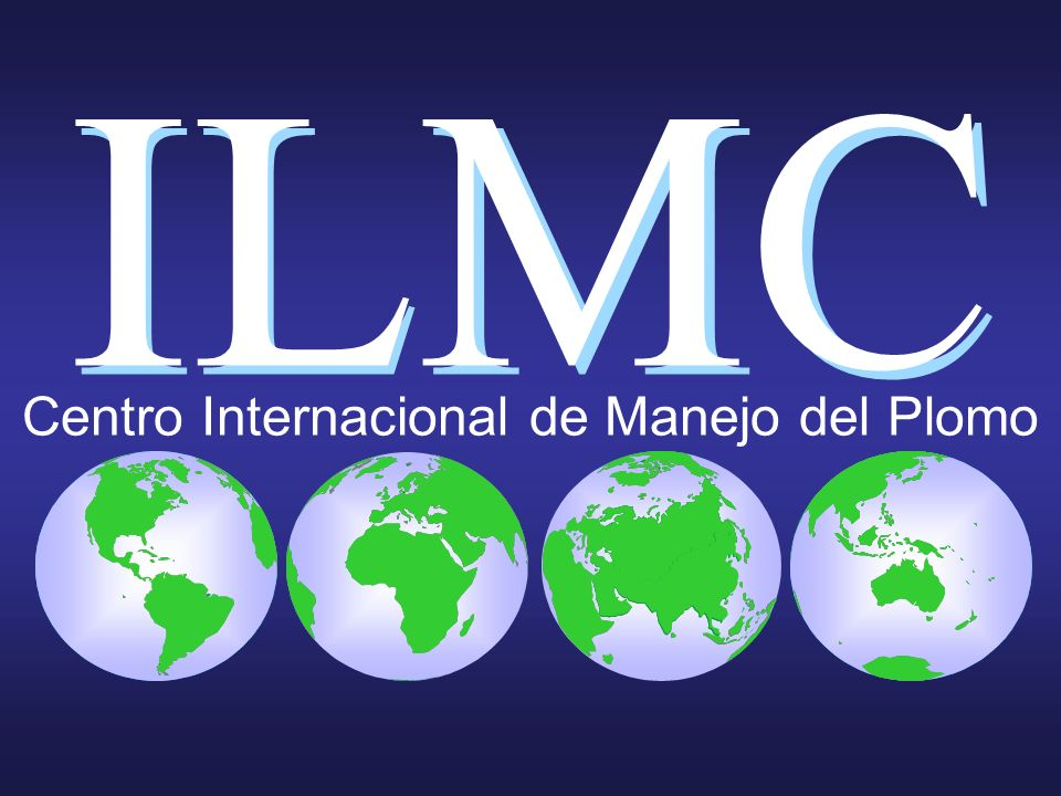 ILM C IL MC Centro Internacional de Manejo del Plomo