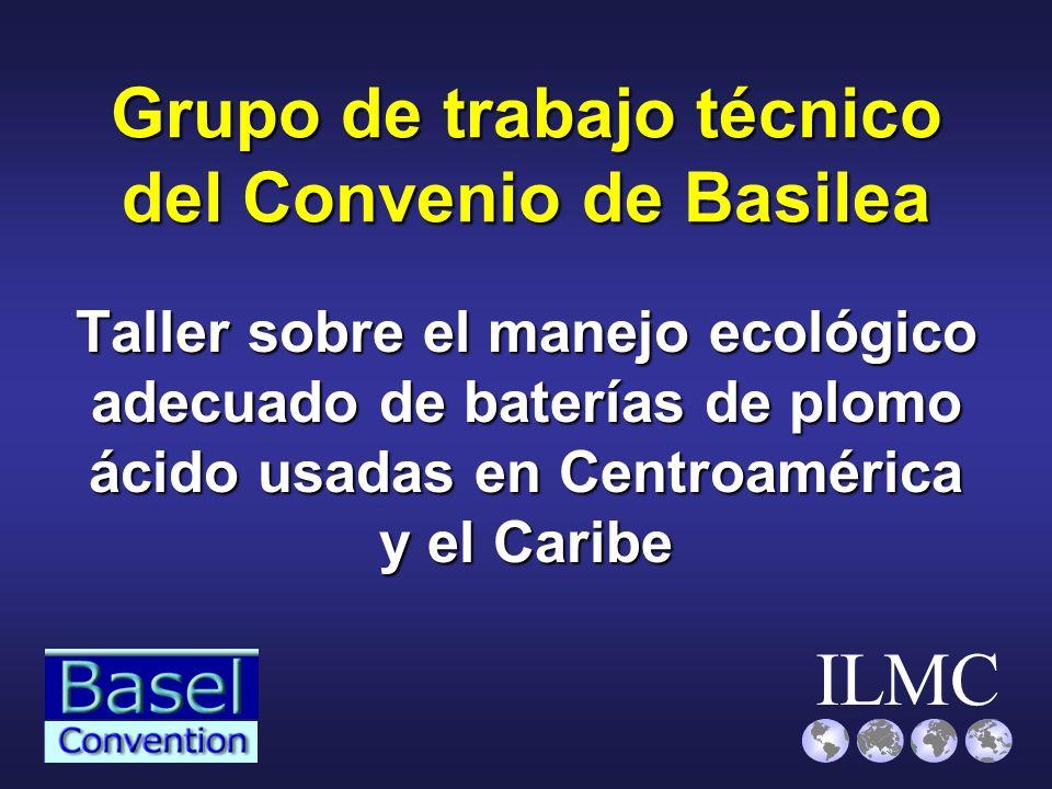 Grupo de trabajo técnico del Convenio de Basilea