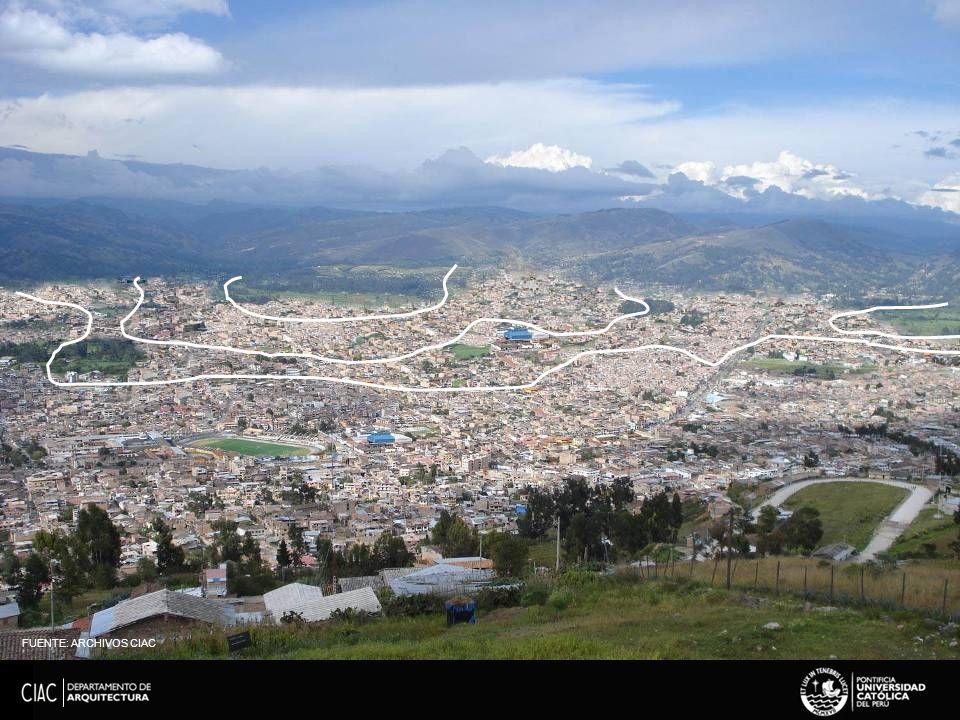 FUENTE: ARCHIVOS CIAC