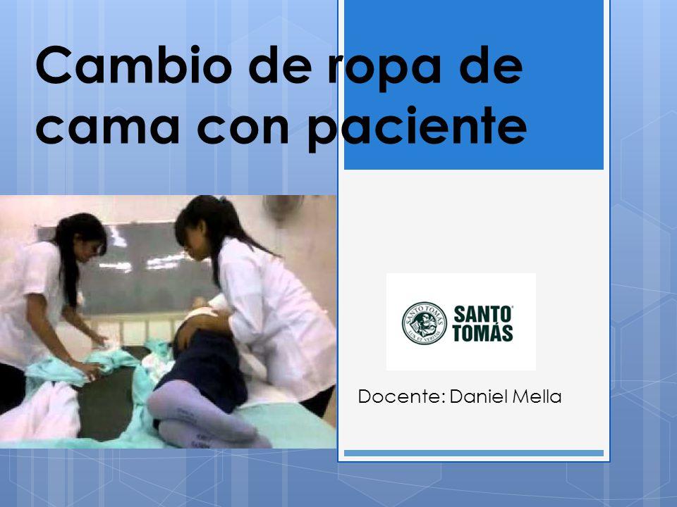 Cambio de ropa de cama con paciente ppt video online for Cama definicion