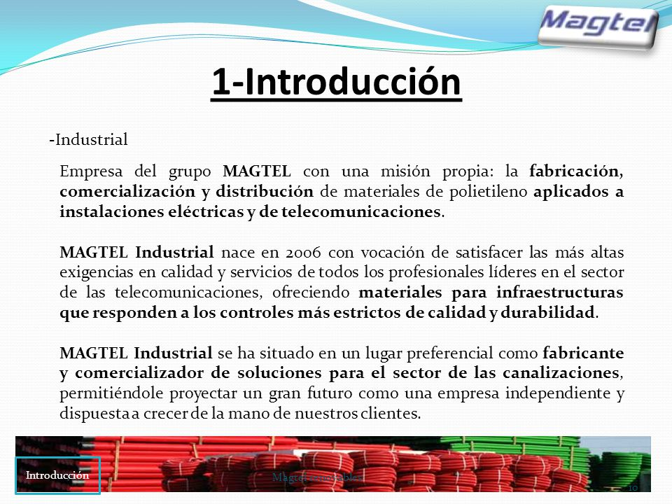 1-Introducción -Industrial