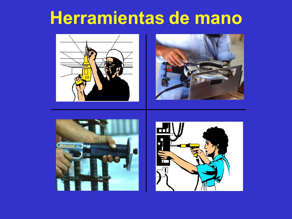 Herramientas de mano 1926 Subpart I - Tools – Hand and Power