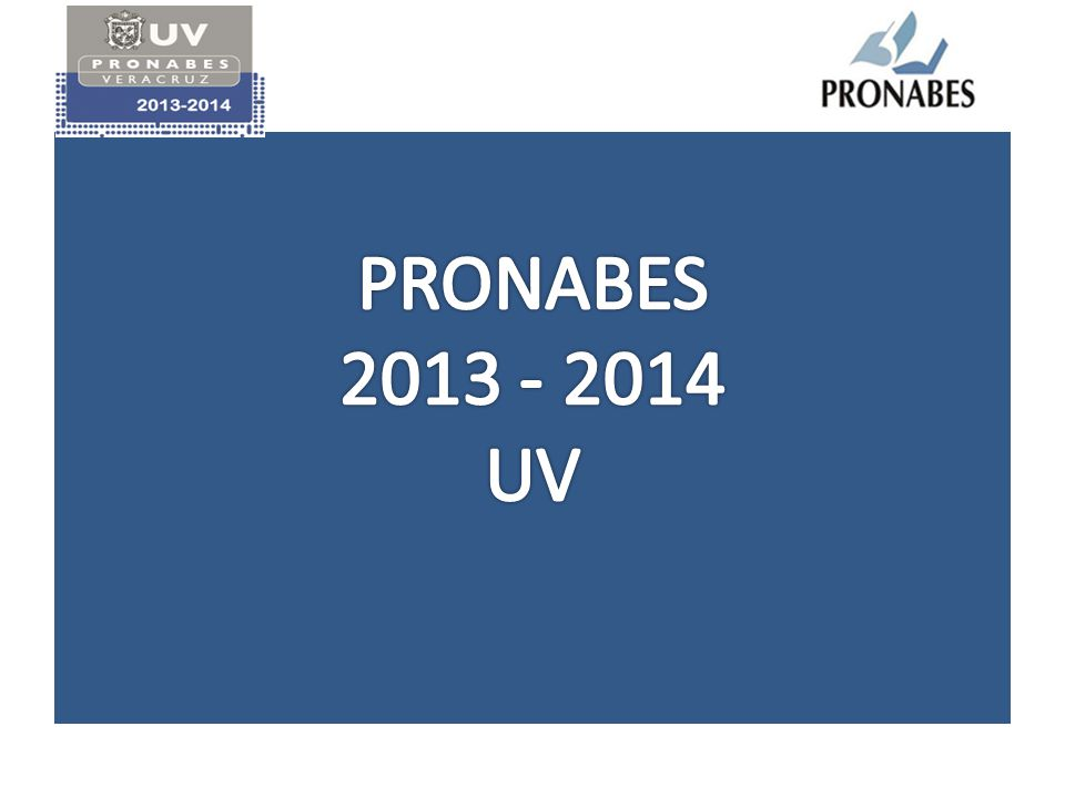 PRONABES UV