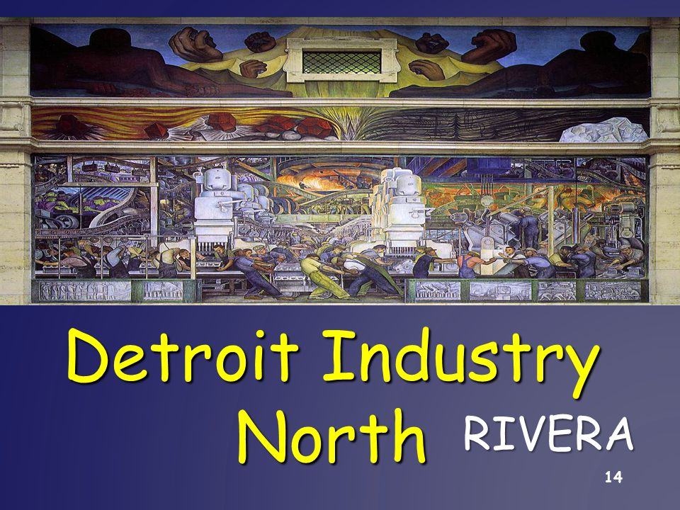 Detroit Industry North