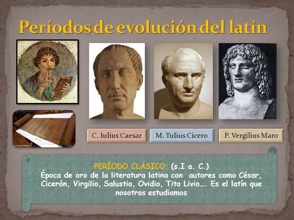 epocas de la literatura latina - photo#3