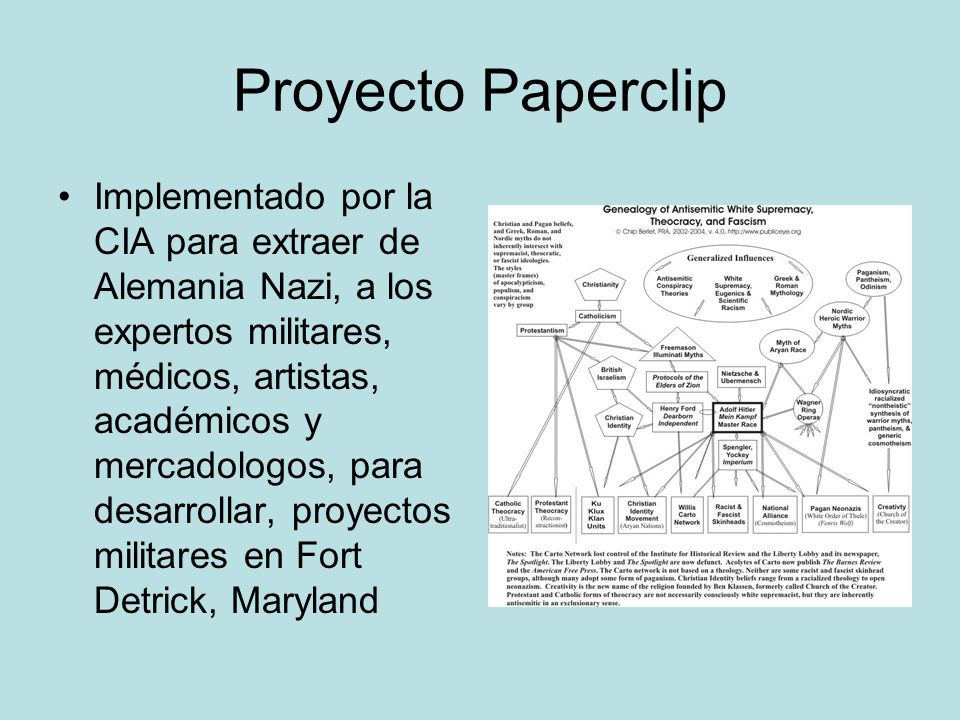 Proyecto Paperclip