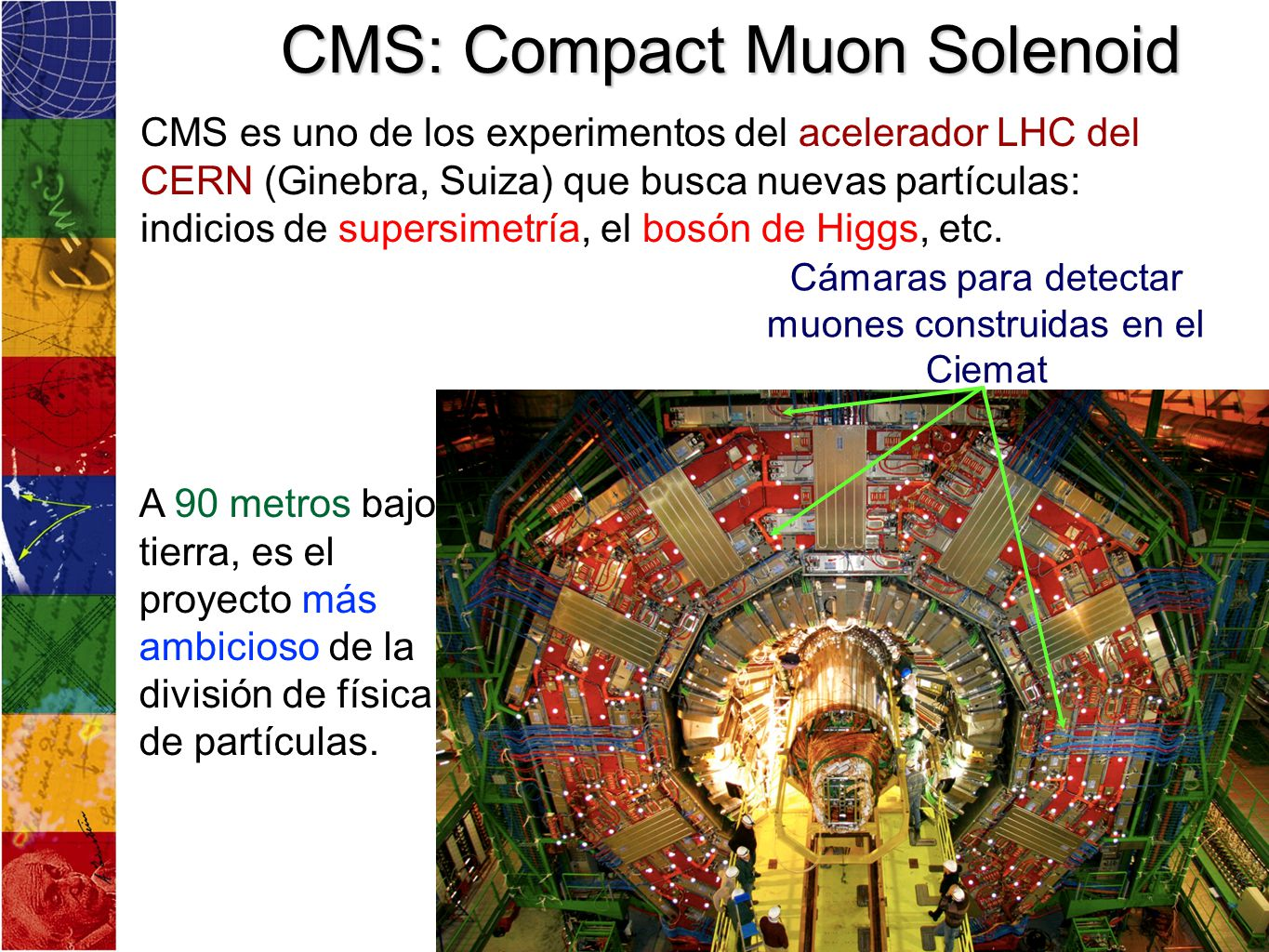 CMS: Compact Muon Solenoid