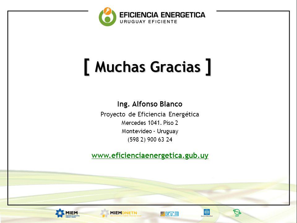 Proyecto de Eficiencia Energética
