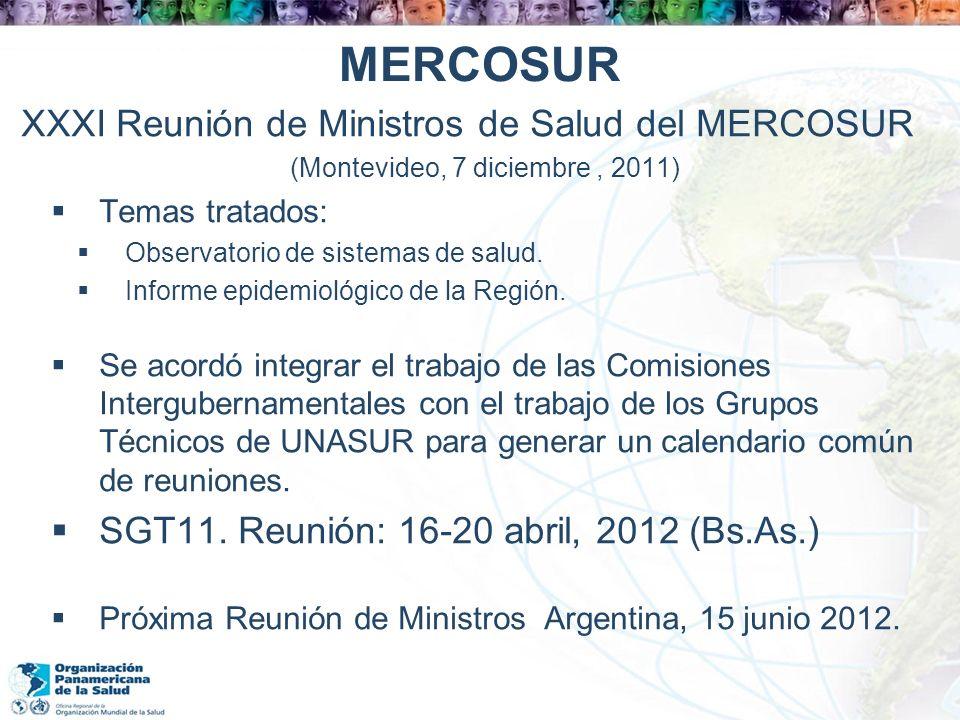 (Montevideo, 7 diciembre , 2011)