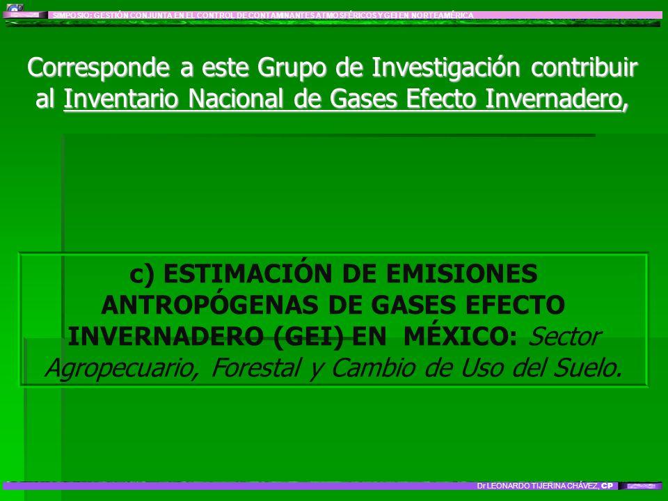 SIMPOSIO: GESTIÓN CONJUNTA EN EL CONTROL DE CONTAMINANTES ATMOSFÉRICOS Y GEI EN NORTEAMÉRICA