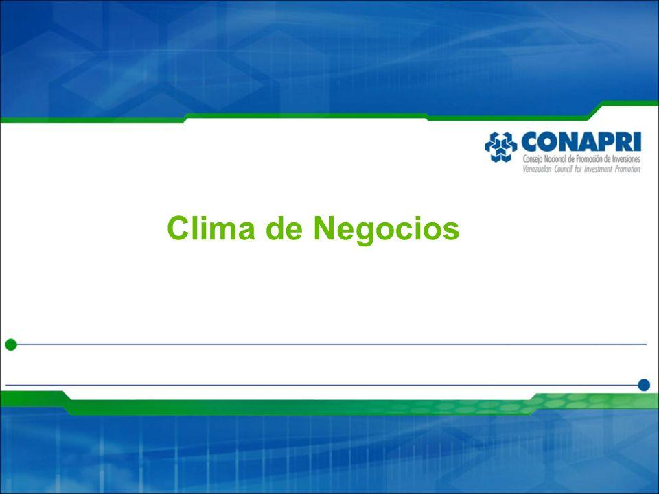 Clima de Negocios 23